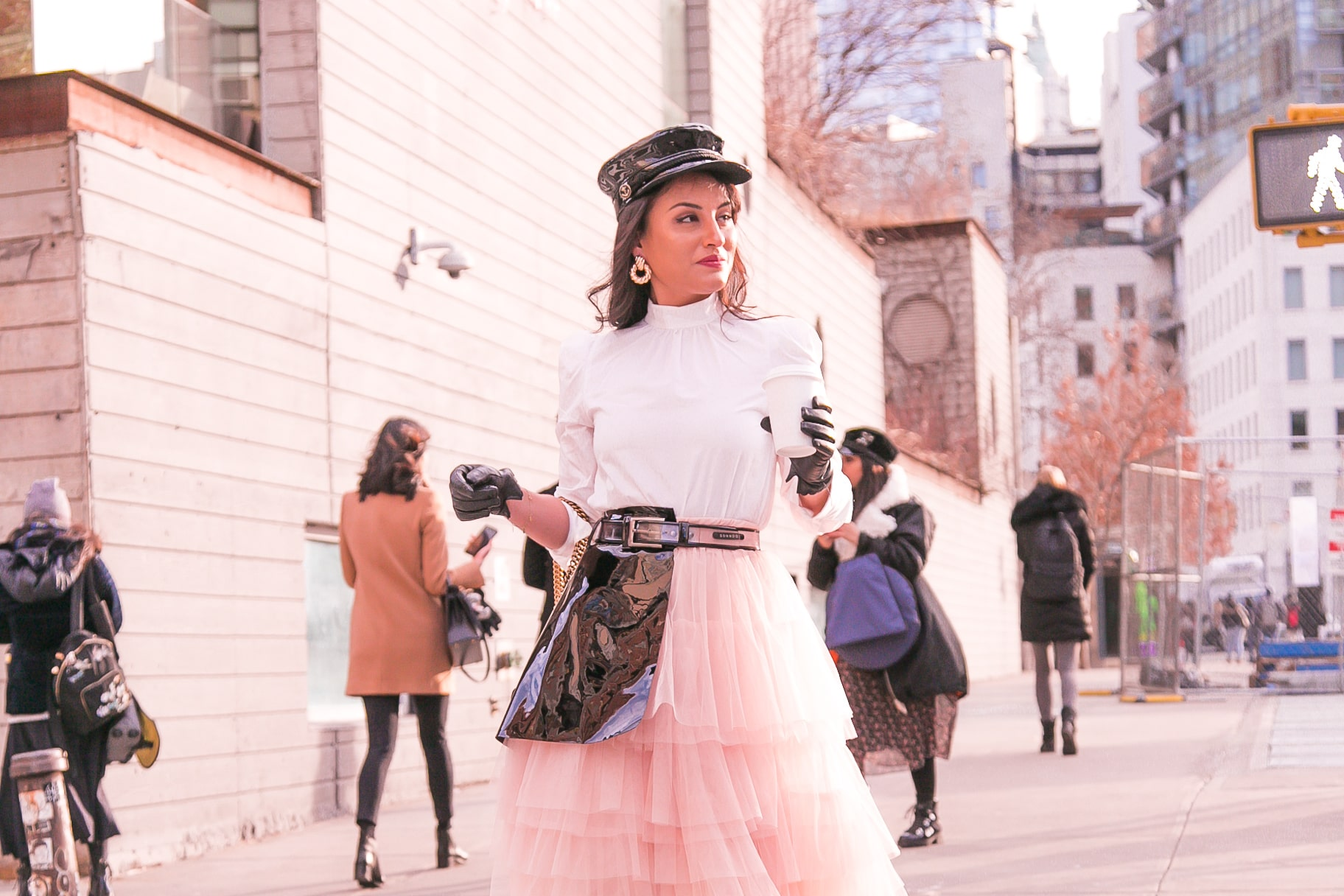 9e8a57b65eb NYFW DAY 4 OUTFIT  MODERN PRINCESS TAKES NEW YORK - The Pink and Petite